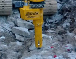 Il nuovo modello Darda C20